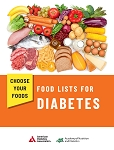 Updated! Choose Your Foods: Food List for Diabetes